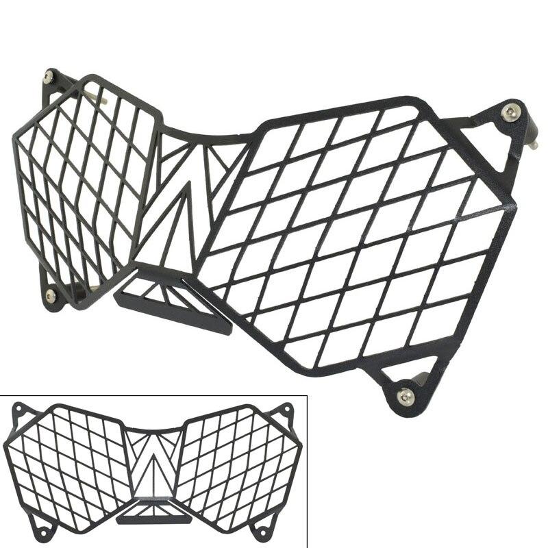 Faro delantero cubierta protectora para parrilla Protector para TRIUMPH Tiger 800 XC/XCA/XCX/XR/XRT/XRX 2010, 2011, 2012, 2013, 2014, 2015, 2016, 2017