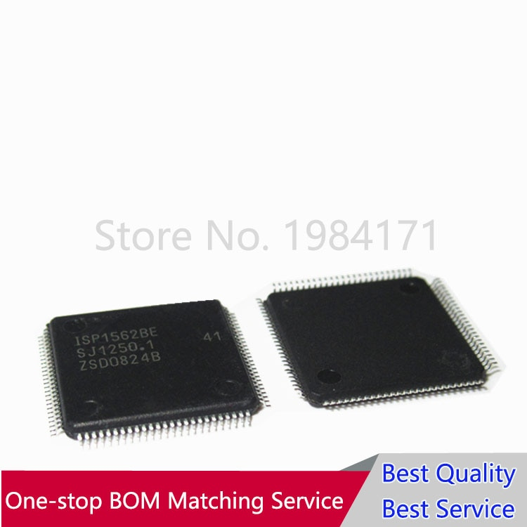 10 قطعة ISP1562BE ISP1528E QFP جديد