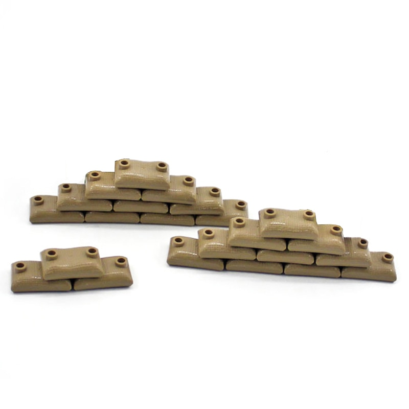 Building Blocks Military Special Forces Sandbag Educational Creative Bricks Toys For Children Kids Gifts kazi space military war weapon battle plane building blocks 342pcs bricks educational assemble toys for children gifts