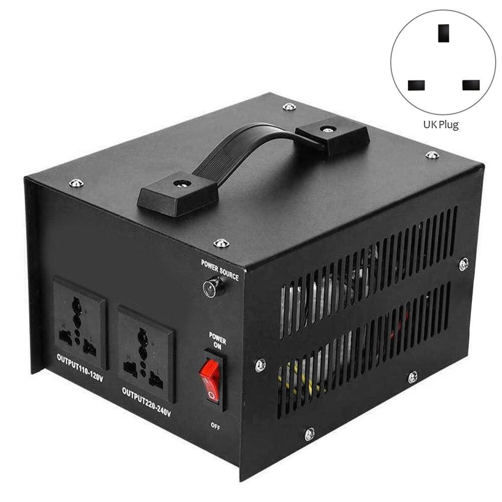 Transformador de Tensão Conversor de Energia Acessórios da Ferramenta Controle de Mudança de Tensão up para Baixo 220v a 110v Step Watt Elétrica 1000 St-1000va