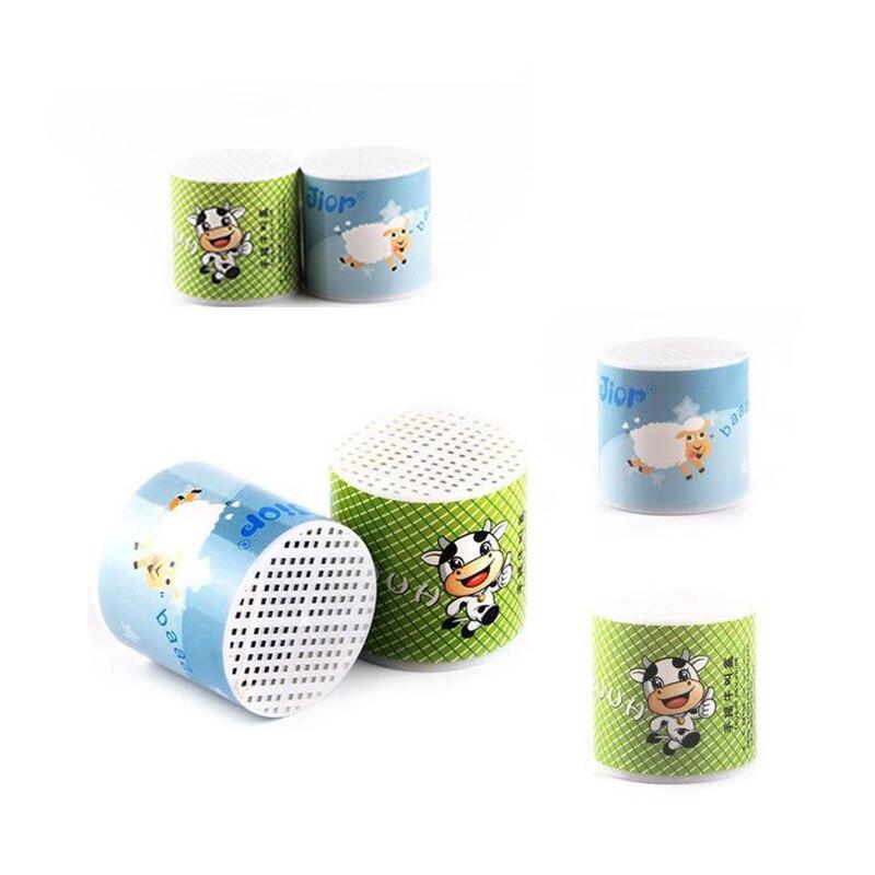 1 шт., волшебная забавная звуковая коробка для спецэффектов с перевернутым звуком, аксессуары, цилиндрическая Музыкальная Коробка, корова, называемая овечкой, звуковая трубка, игрушка