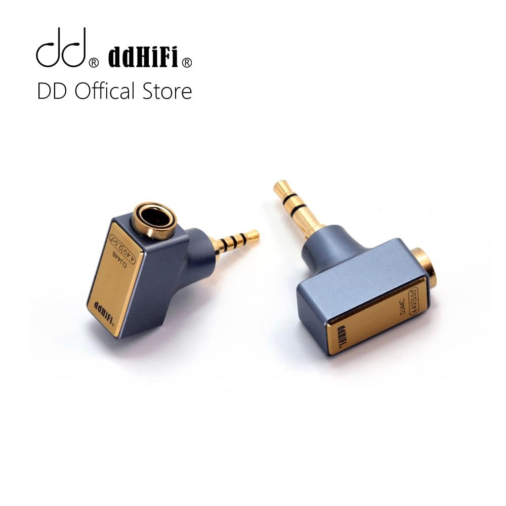 DD ddHiFi-Adaptador de auriculares macho para tu DAP/DAC/amplificador, DJ44B / DJ44C Mark...