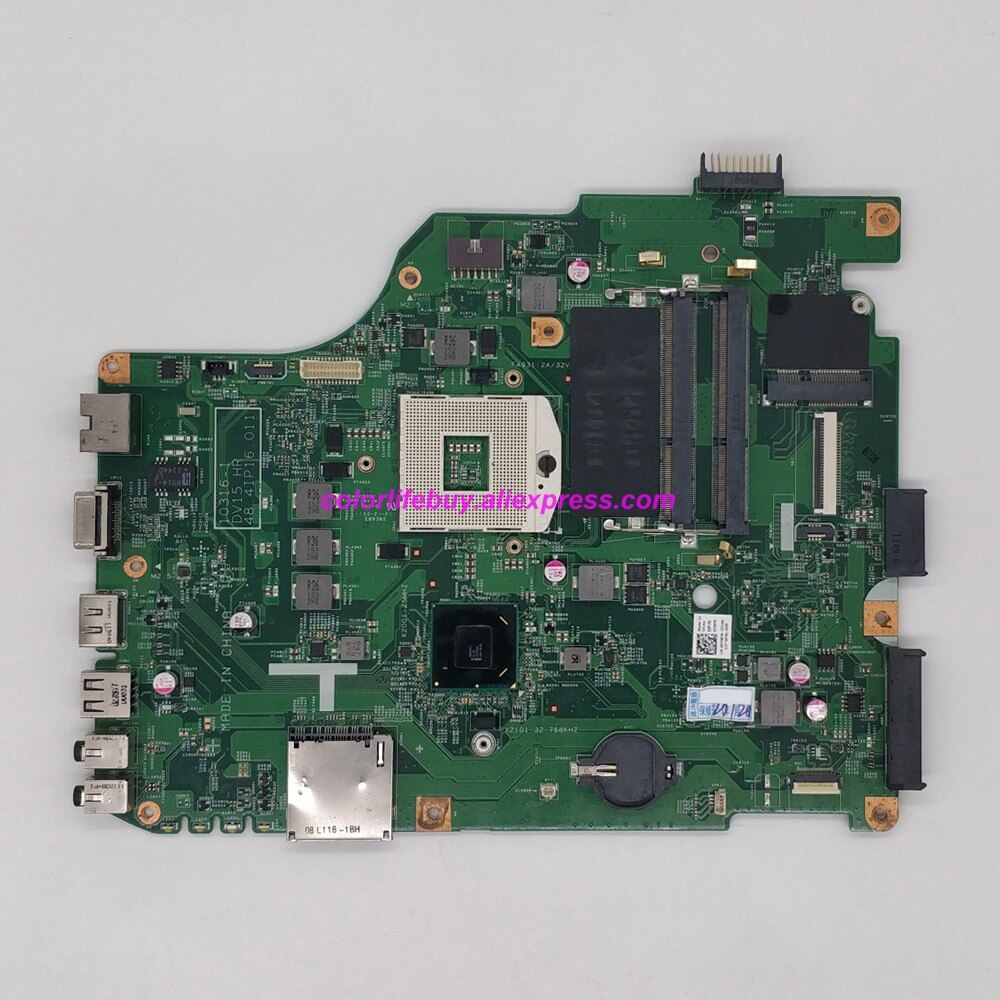 Genuino FP8FN 0FP8FN CN-0FP8FN 10316-1 48.4IP16! 011 HM67 DDR3 portátil placa base para Dell Inspiron N5050 Notebook PC