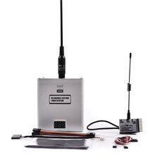 Módulo Arkbird 5W 433MHz 10 canales FHSS UHF para vuelo de largo alcance FPV Futaba WFLY APM PIX piloto automático
