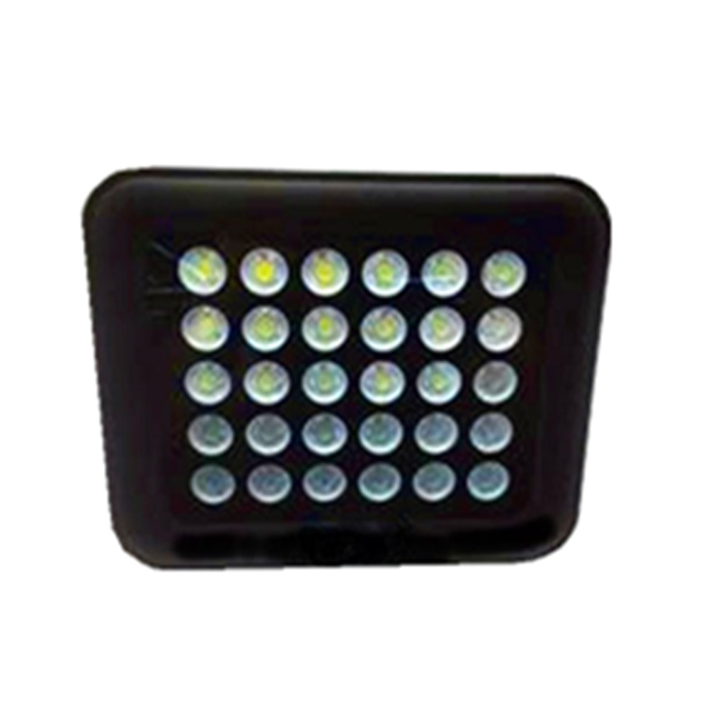 IR LED light CCTV camera fill light 850nm IR illuminator 30pcs High power IR array infrared LED Night vision lamp for security high power led chip 850nm 940nm ir infrared 3w 5w 10w 20w 50w 100w emitter light bead cob 850nm 940 nm night vision cctv camera