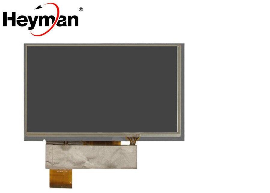 هيمان 6.0 ''KD060G1-40NC-A5/KD060G1-40NC-A1/KD060G1-40NC-A7 GPS الملاحون LCD عرض الشاشة مع لمس محول الأرقام