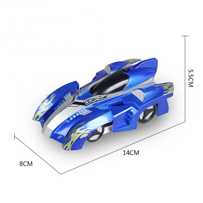 New RC Car Wall Racing Car Toys Remote Control Anti Gravity Ceiling Racing Car Electric Toy Machine Auto RC Car for Kid Toy Gift enlarge