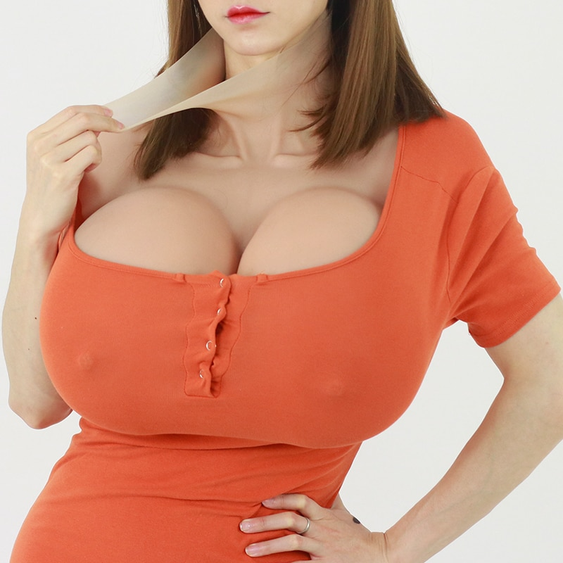 Body Shaper Breast S Cup Transgender Forms for Crossdresser Huge Silicone Breast Realistic Big Fake Boobs Shemale Drag Queen