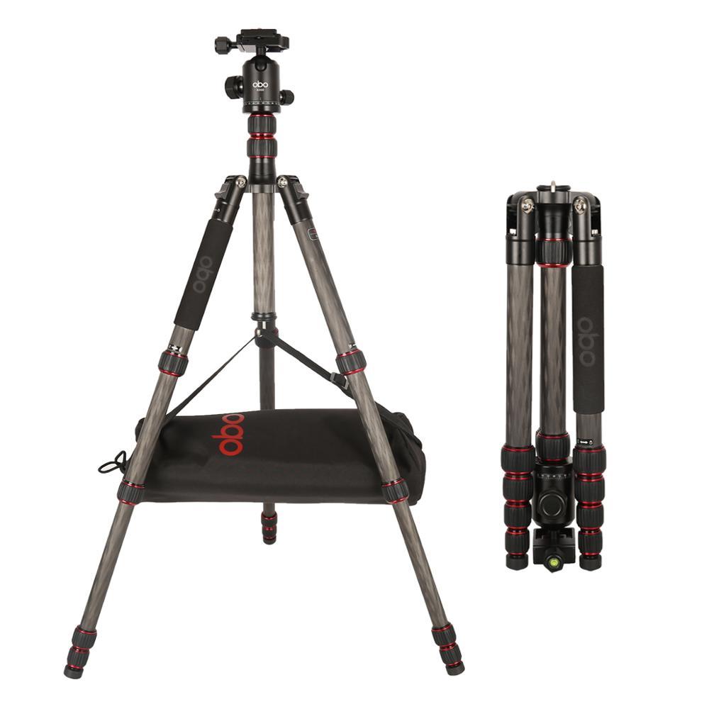 حامل ثلاثي القوائم الكاميرا المهنية مع monopod ورئيس الكرة ل dslr