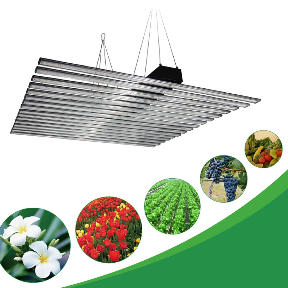 samsung led chips white full spectrum 800watt 640watt 1280watt led grow light bar indoor grow medical plants