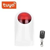 Systeme de securite domestique sans fil  alarme exterieure  wi-fi  Tuya  alarme  capteur  son 130db  application Smart Life  Alexa  Google  IFTTT