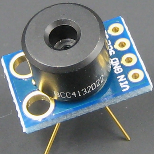 GY-906-BCC MLX90614ESF-BCC IR Infrared Temperature Measurement Module Temperature Gradient Compensation