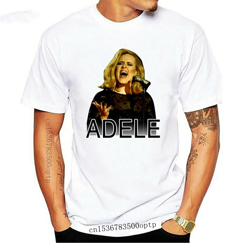 New ADELE 2017 TOUR THE FINALE MUSIC t-shirt in All color