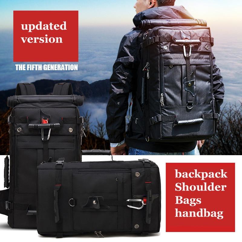 Outdoors Men Hiking Backpacks 40L/50L/60L Business Travel Backpack Laptop Backpack Multifunctional L
