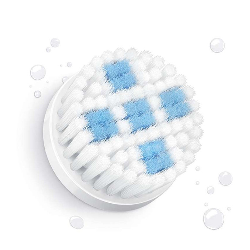 100% Original Electric Facial Cleanser Spare Parts Brush Head Suit For Philips VisaPur Essential C5275 SC5370 SC5273 SC5340