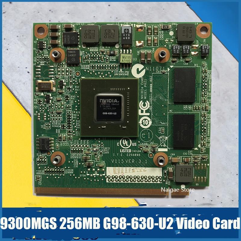 Envío Gratis 5520G 6930G 7720G 4630G 7730G portátil GeForce 9300M GS G98-630-U2...