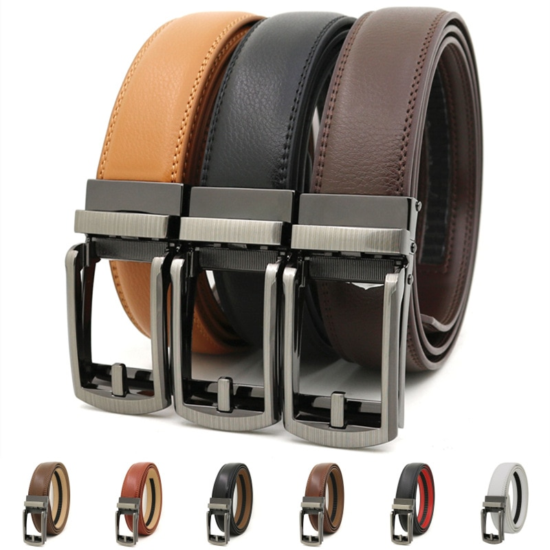 【VERBESTRAL】Free Shipping Summer Men's Belt Top Quality Automatic Buckle Business Casual Jeans D