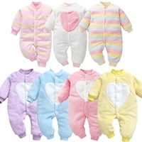 newborn baby clothes infant girl boy thick flannel warm romper multicolor cute print jumpsuit %d0%be%d0%b4%d0%b5%d0%b6%d0%b4%d0%b0 %d0%b4%d0%bb%d1%8f %d0%bd%d0%be%d0%b2%d0%be%d1%80%d0%be%d0%b6%d0%b4%d0%bd%d1%8b%d1%85 e1