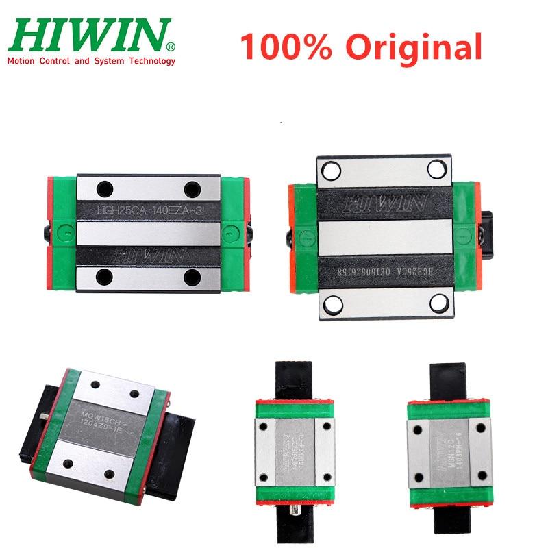 تايوان أداة توجيه طولية من هايون كتلة النقل HGH HGW EGH HGL 15 20 25 30 35 CA CC MGN MGW 7 9 12 15 C H للطابعة ثلاثية الأبعاد باستخدام الحاسب الآلي راوتر