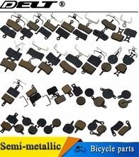 1 pair Bicycle Bike Disc Brake Pad For SHIMANO SRAM AVID ZOOM Formula hayes magura 985 355 775DB1MX2 MT8 810 BB5 BB7 Accessories