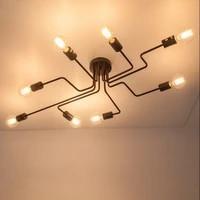 retro bend wall lamp hotel inn warehouse bar coffee shop lights for room lving room decor ceiling chandelier dine lamp