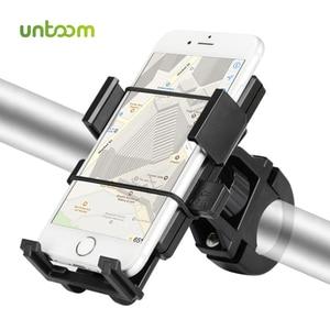 Держатель для телефона Untoom на велосипед и руль, крепление для сотового телефона на мотоцикл, для iPhone 11 Pro Max, X, Xr, для Xiaomi Redmi, Samsung