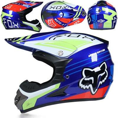 2021 hombres adultos profesional Motocross cascos OffRoad Cruz cascos MTB DH de...