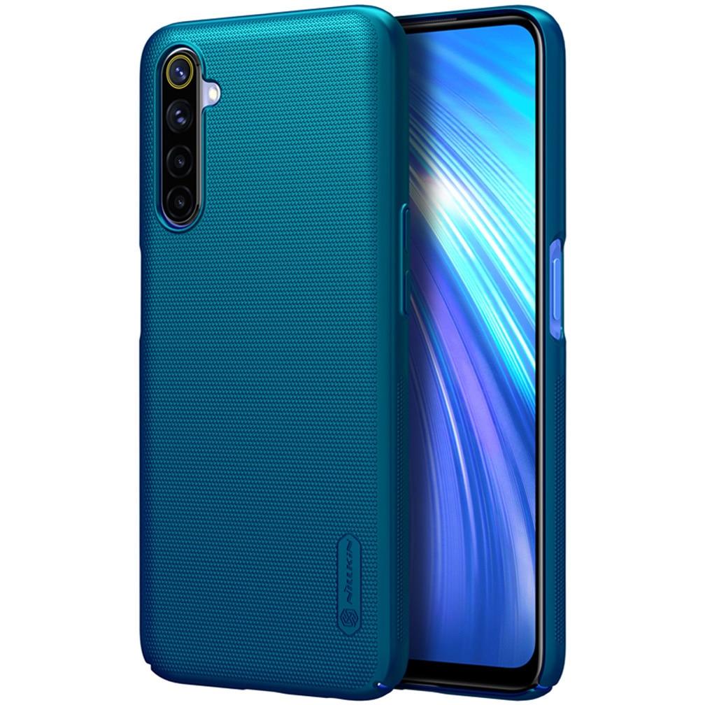 For Realme 6 caso Nillkin mate escudo cubierta trasera de PC duro For Realme 6 Pro Protctive carcasa del teléfono casos