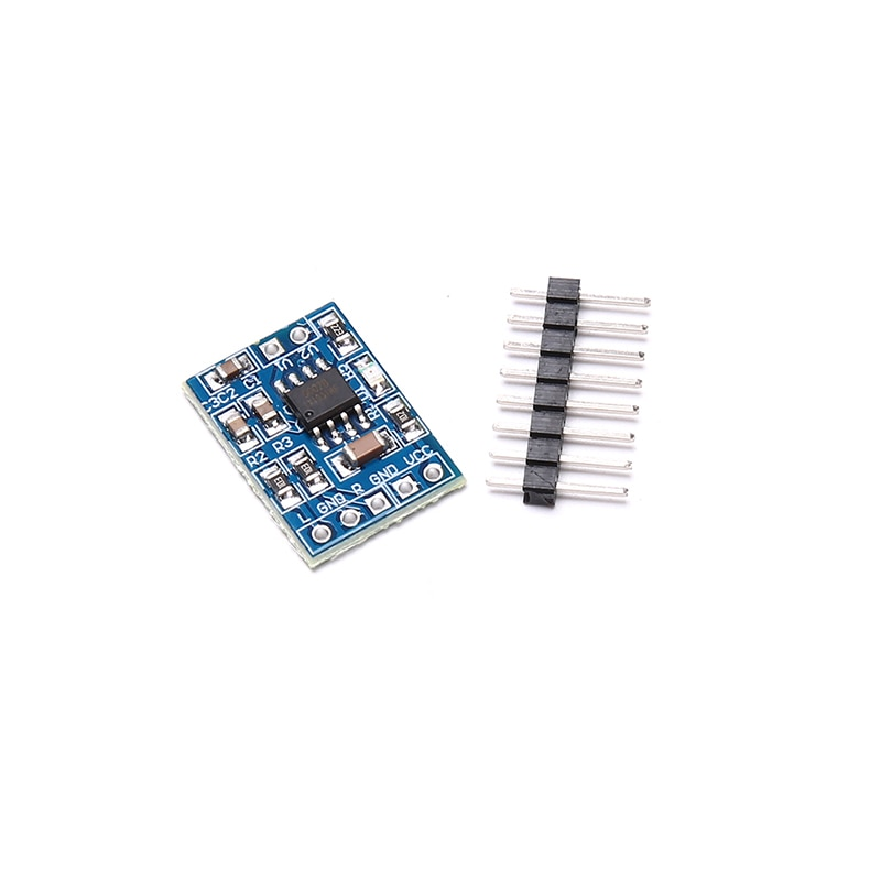 1 Pcs Mini HXJ8002 Audio Power Amplifier Board 2.0-5.5V Replace PAM8403 LED Lighting Accessories
