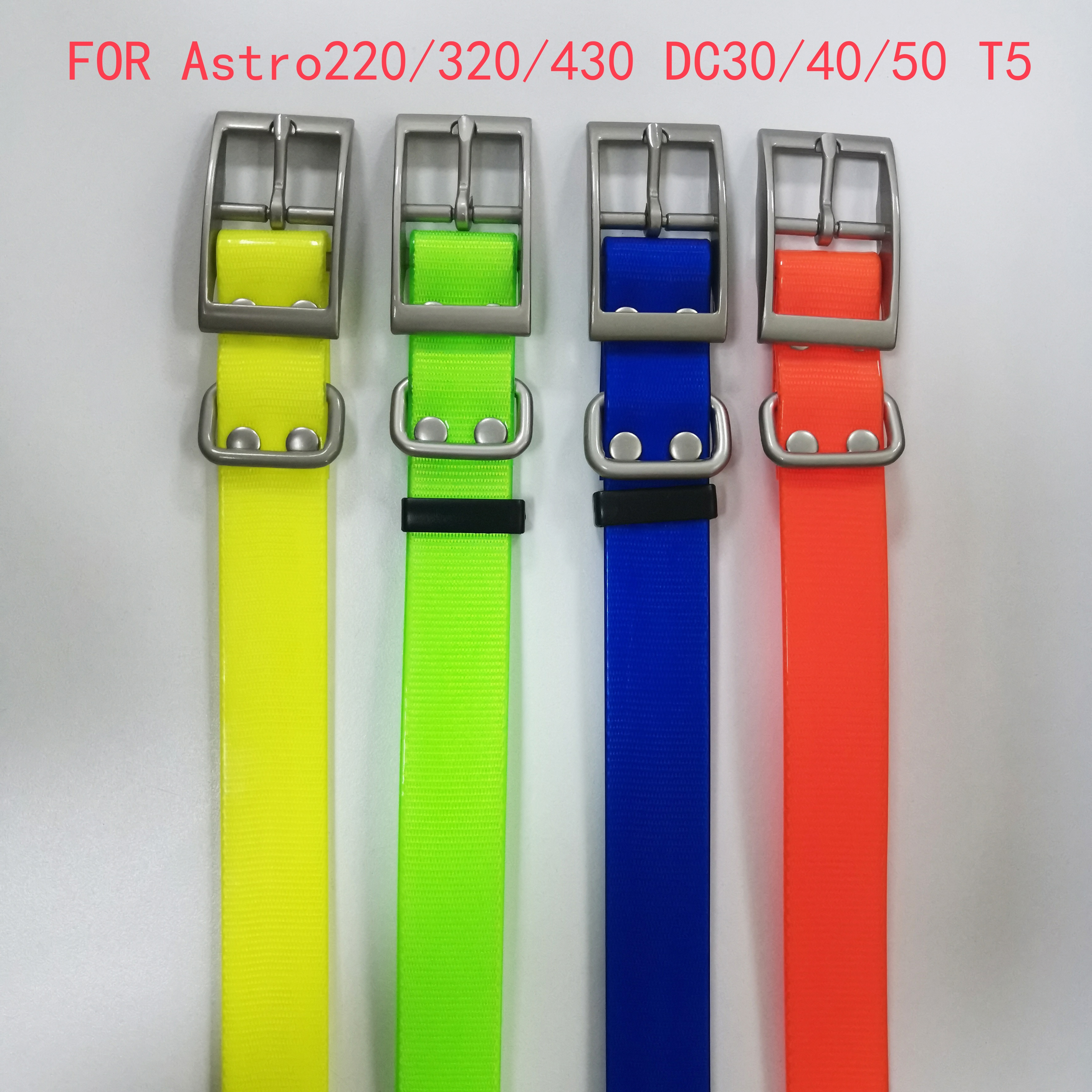 Dog Collar Tracking Collar GPS Collars For Garmin Astro220 Astro320 Astro430 DC30 DC40 DC50 T5 Brand