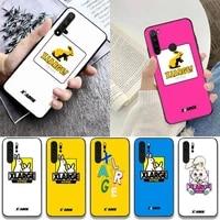 fashion brand xrange phone case for huawei nova 2 i plus 3 i e 4 e 5 i pro 6 se 6 5g cove fundas case