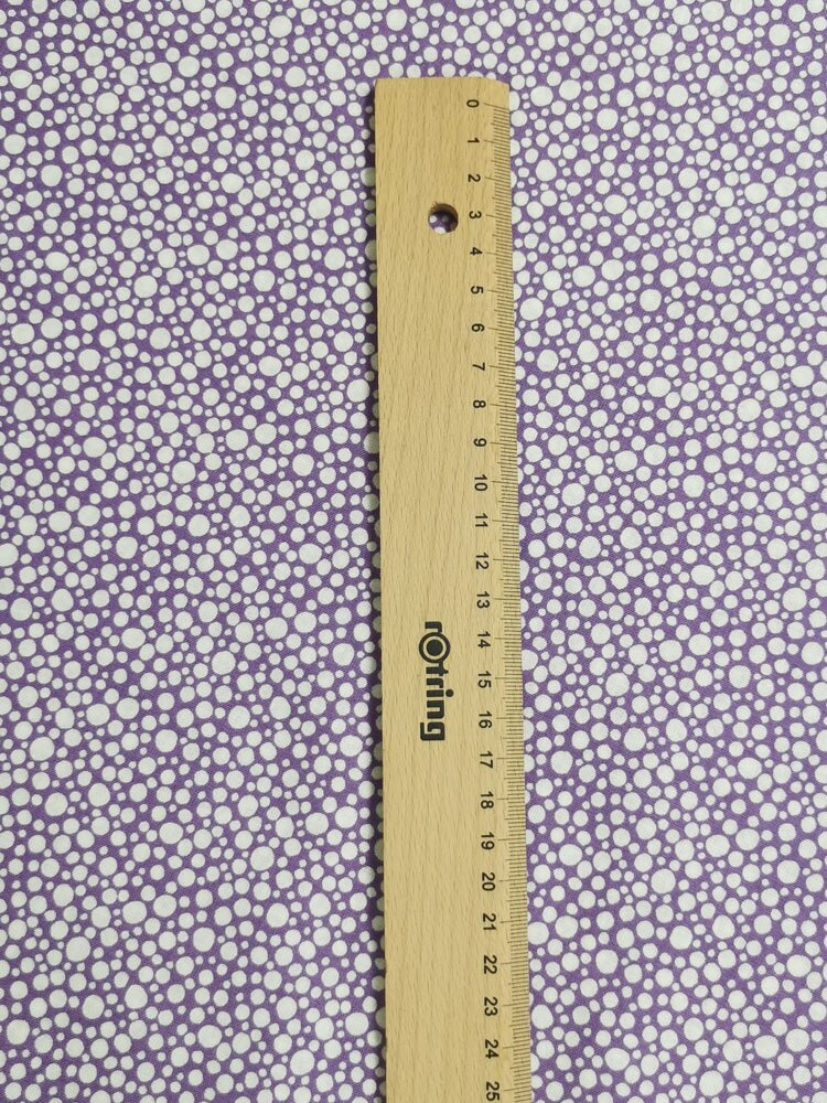 meter Cute Little Bubble Various 3 Color Red Green Purple Dot Plain Cotton Fabric sewing Clothing Tissue Telas Textile Patchwork