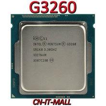 Processeur Intel G3260 3.3G 3M 2 cœurs 2 fils LGA1150