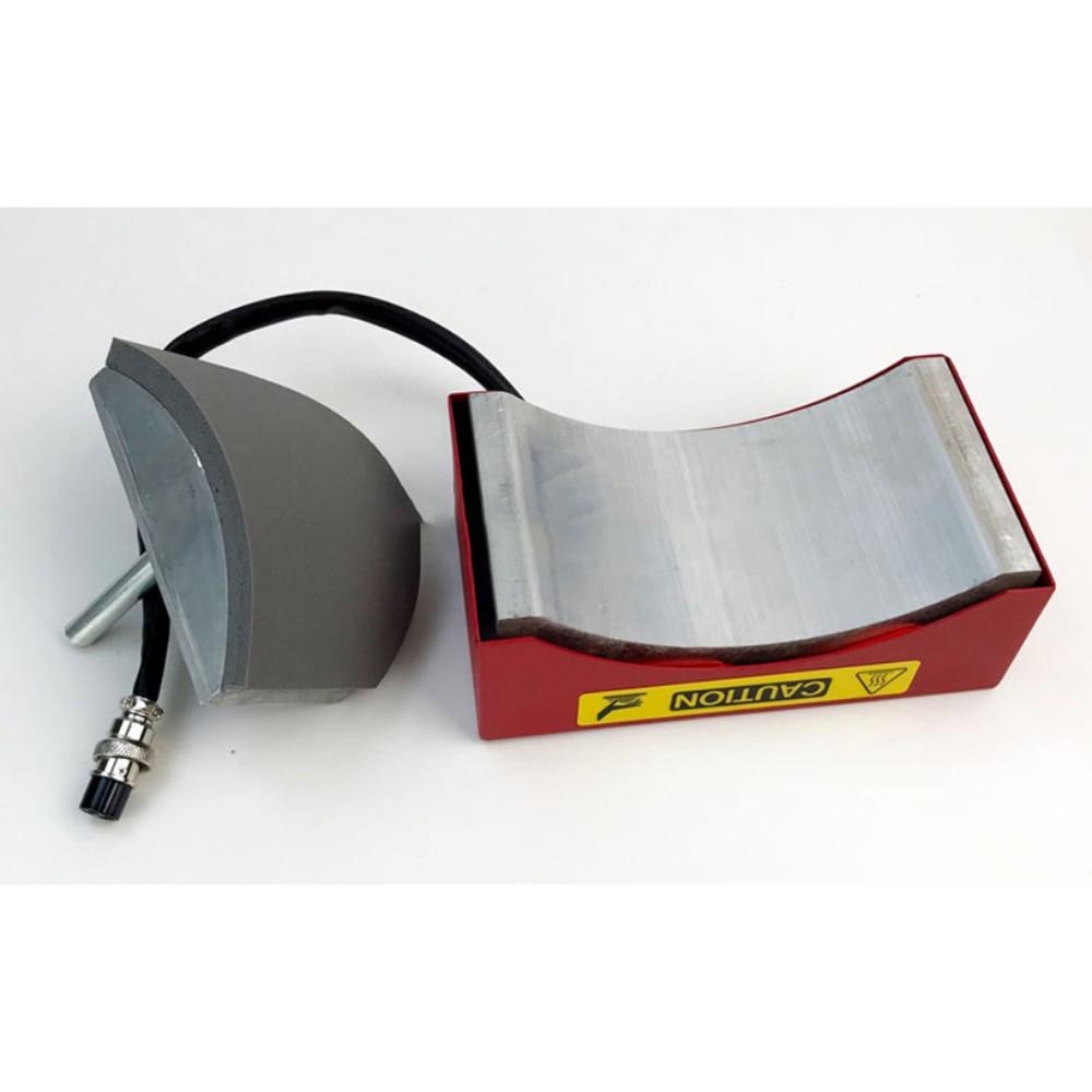 New Roasting Cap Machine Hot Hat Machine Printing Hat Heat Transfer Heat Press Machine 110V/220V 0-999 s Working time enlarge