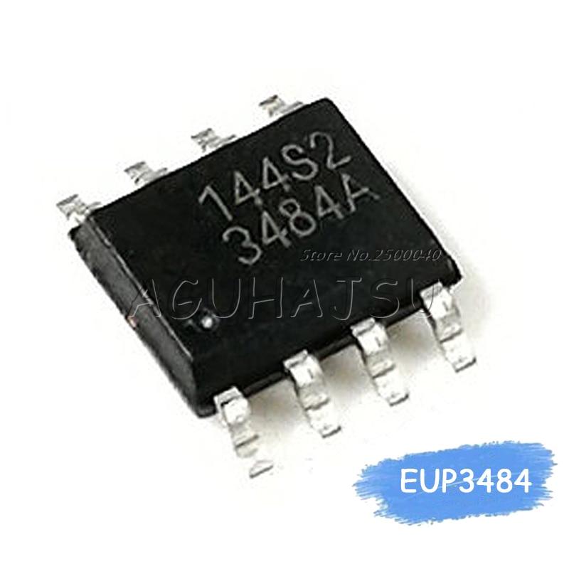10 pçs/lote EUP3484DIR1 EUP3484 P3484 SOP-8