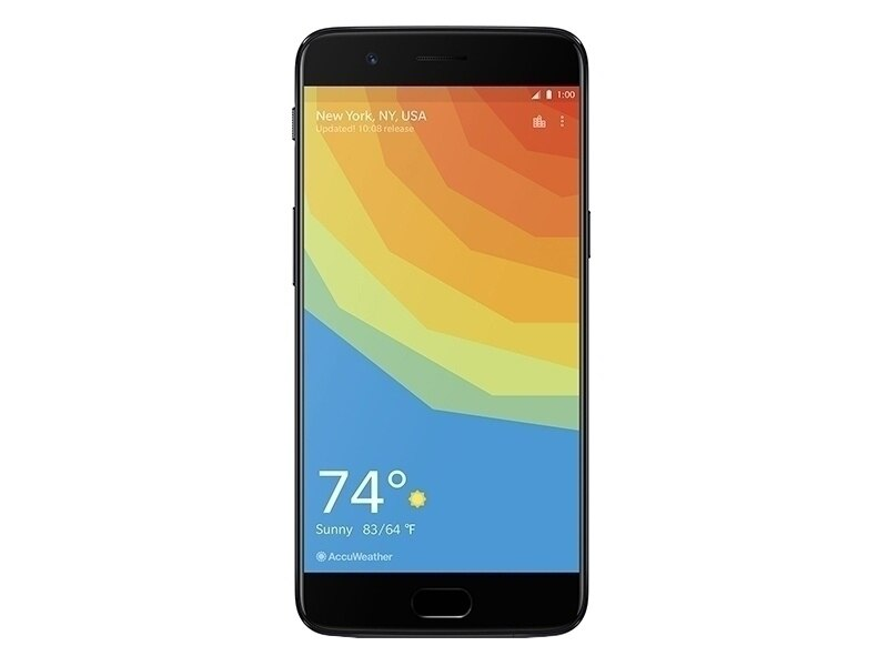 Oneplus 5-teléfono inteligente LTE, teléfono móvil versión Global Original con 4G, 8GB RAM, 128GB ROM, 835 procesador Snapdragon, Octa Core, pantalla de 5,5 pulgadas, cámara de 20MP, cámara de 16.0mp, soporta NFC