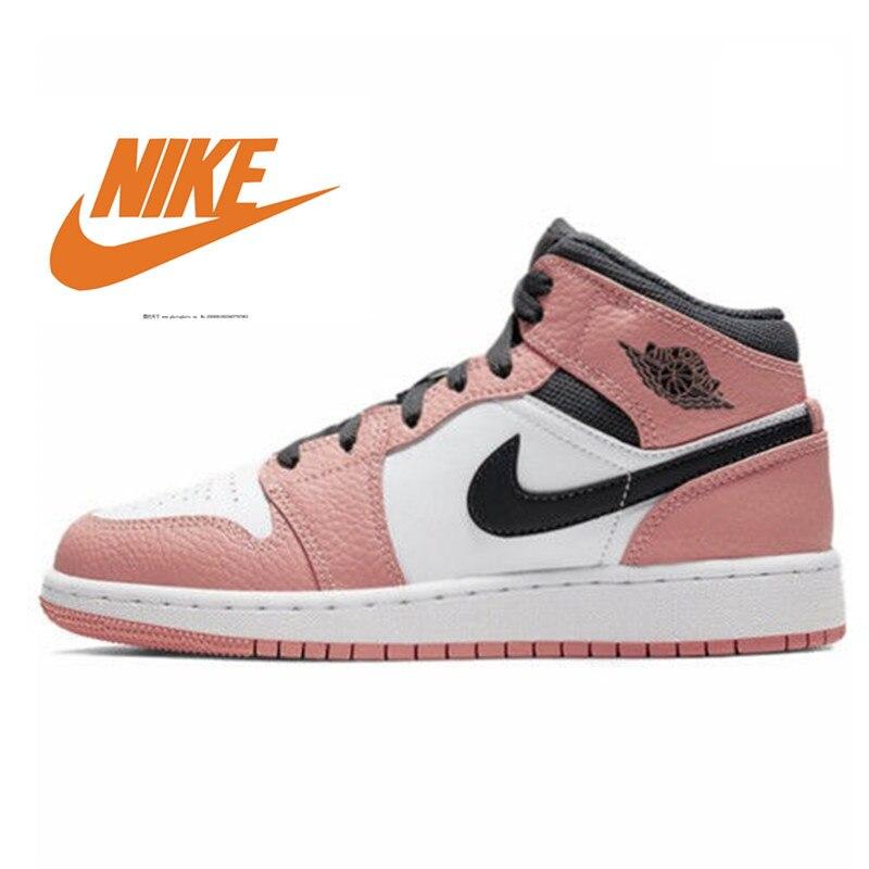 -Zapatillas de deporte zapatillas de baloncesto aire Retro mediados SE AJ1 para...