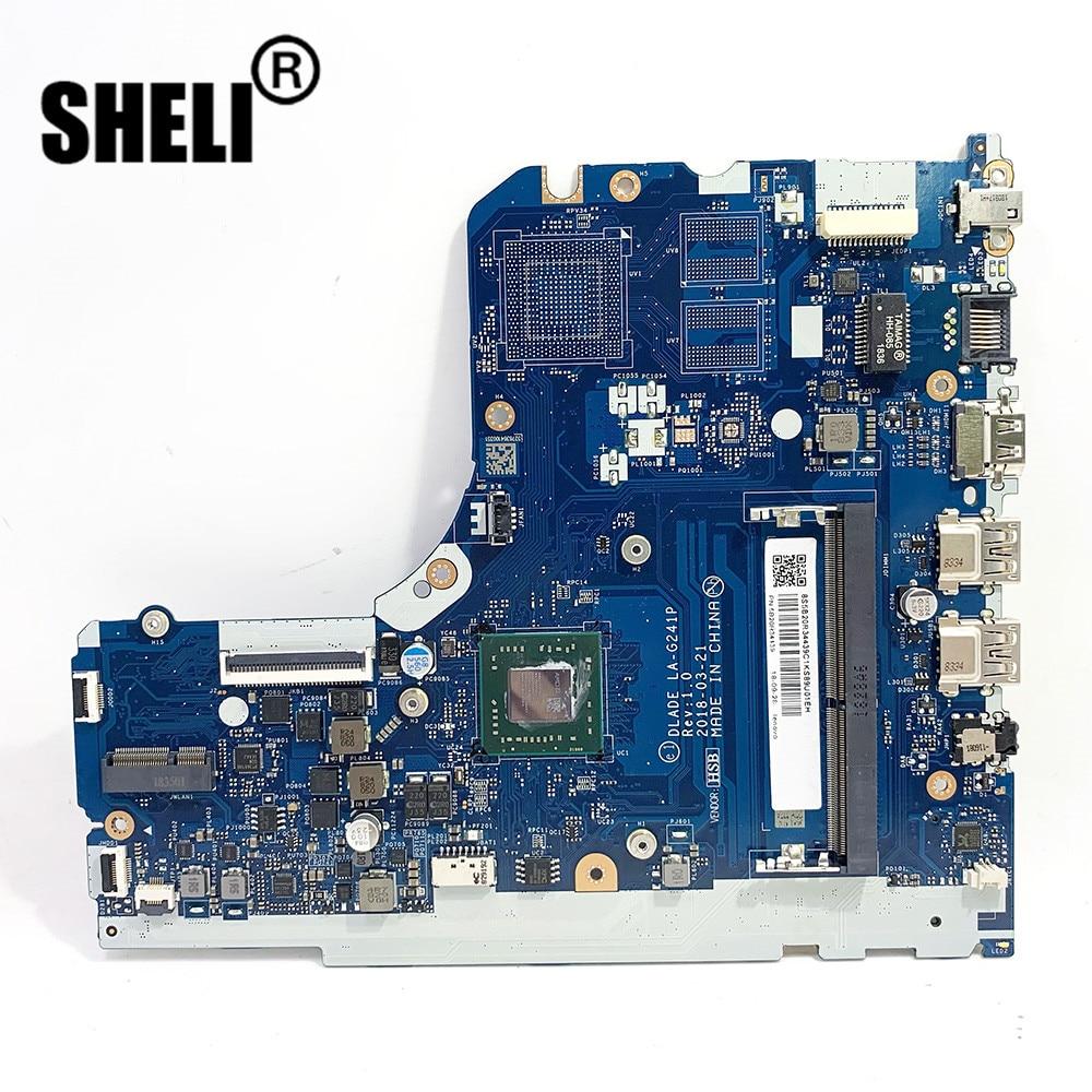 لينوفو ideapad 130-15AST اللوحة الأم للكمبيوتر المحمول مع A6-9225 وحدة المعالجة المركزية DLADE LA-G241P FRU 5B20R34439 DDR4 MB 100% اختبار سريع السفينة