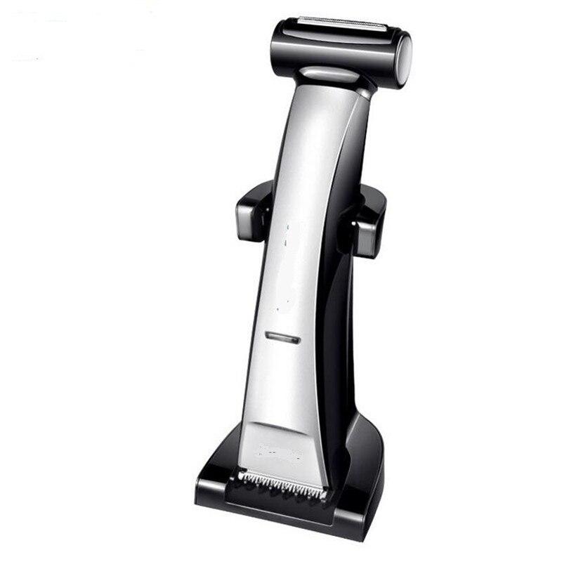 lavavel corpo barbeador eletrico das mulheres navalha axilas aparador de cabelo biquini