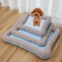 pet pad summer cool pad teddy golden dog pad breathable cool cotton sleeping pad