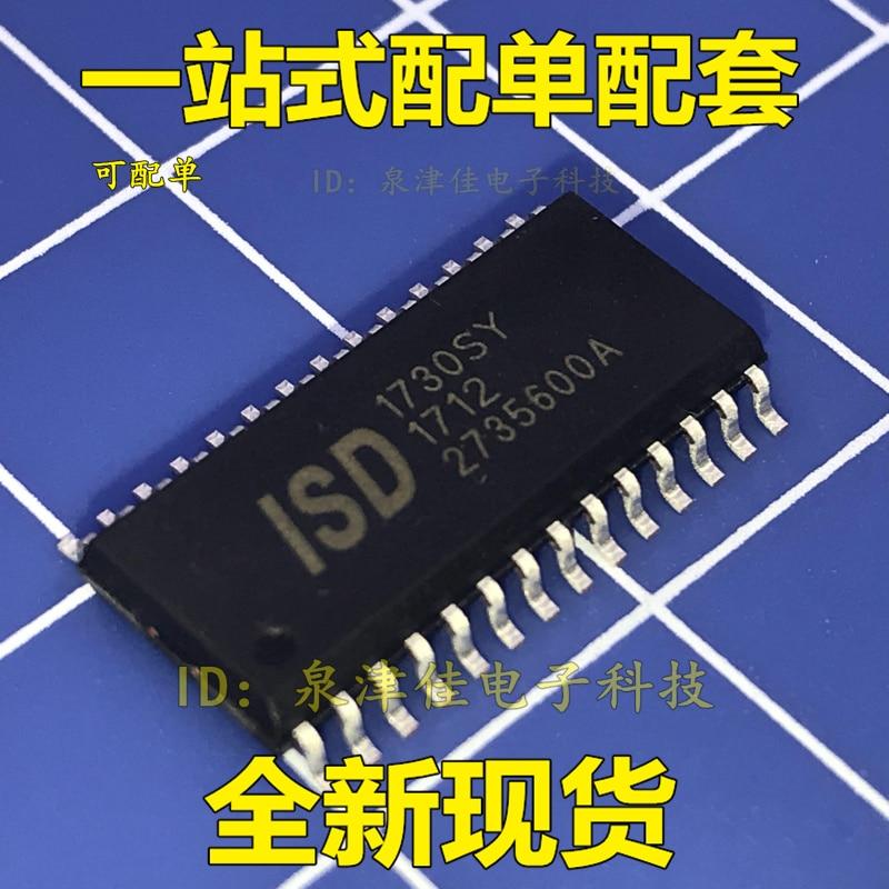 100% Original Novo ISD1730SY ISD1730SYI SOP-28