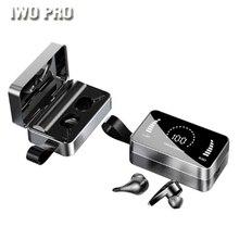 New H3 TWS Wireless Bluetooth Earphones 3500mAh Charging Box 9D Stereo Sports Waterproof Earbuds Hea