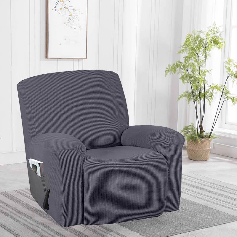 الجاكار غطاء كرسي تمتد غطاء أريكة الصوف القطبية كرسي غطاء مقعد المتسكعون المنزل الأريكة حامي كسول الصبي غطاء مقعد