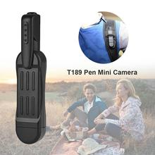 Mini Camera HD 1080P Camcorder Video Recorder T189 USB 2.0 Pen Support TV OUT Support Variable Charg