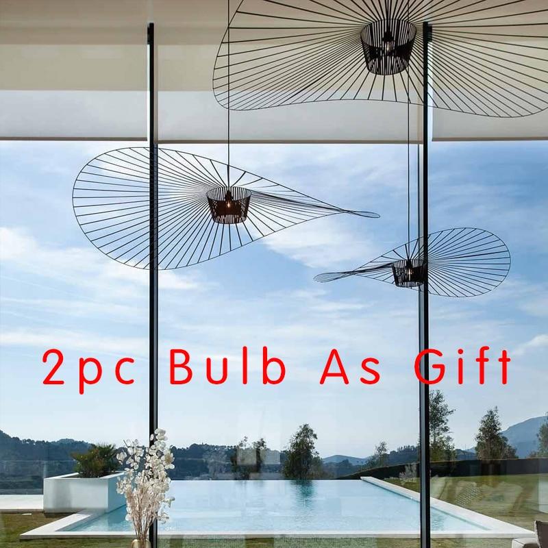 Modern Vertigo Light Ceiling Hangin Classic Chandeliers Lamp Luminaire Suspension Pour Restaurant Bedroom Fashion Pendant  2021