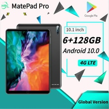 Global Version MatePad Pro Tablets 10.1 Inch 6GB RAM 128GB ROM tablet Android 4G Network 10 Core Tab