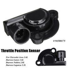 Capteur de Position daccélérateur de voiture   #94580175, TPS pour Chevrolet Aveo 1.6L Daewoo Lanos 1.6L Nubira 2.0L Leganza 2.2L 1999-2002
