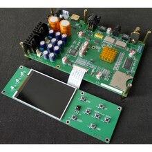 Hi Fi аудио Цифровая Линейная лента DLT FPGA без потерь цифровой проигрыватель SD карты APE FLAC WAV 192K 32bit