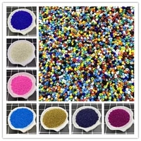 1000pcs 2mm color bohemian crystal glass beads seeds round hole beads for diy jewelry making bracelet accessories