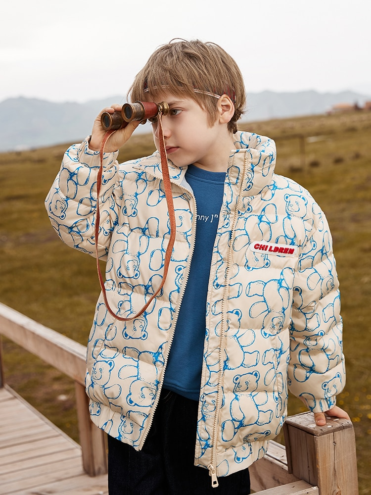 Children Winter Down Jacket For Boy Clothes Thick Warm Long Hooded  Kids Parka Coat For Girls Outerwear Snowsuit 2-12 Yrs enlarge